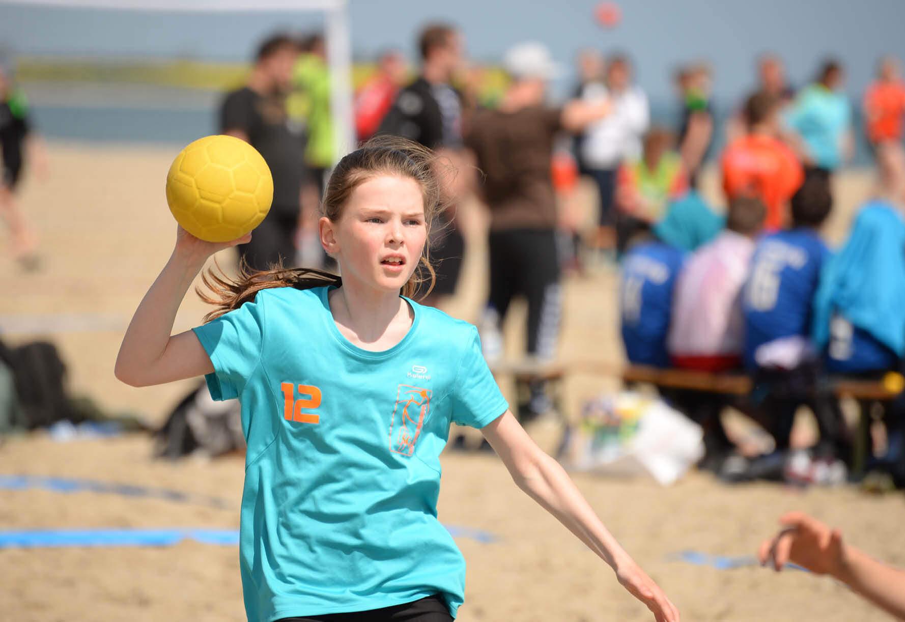 Beachhandball Turniere 2021